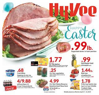 ⭐ HyVee Ad 4/24/19 ✅ HyVee Weekly Ad April 24 2019