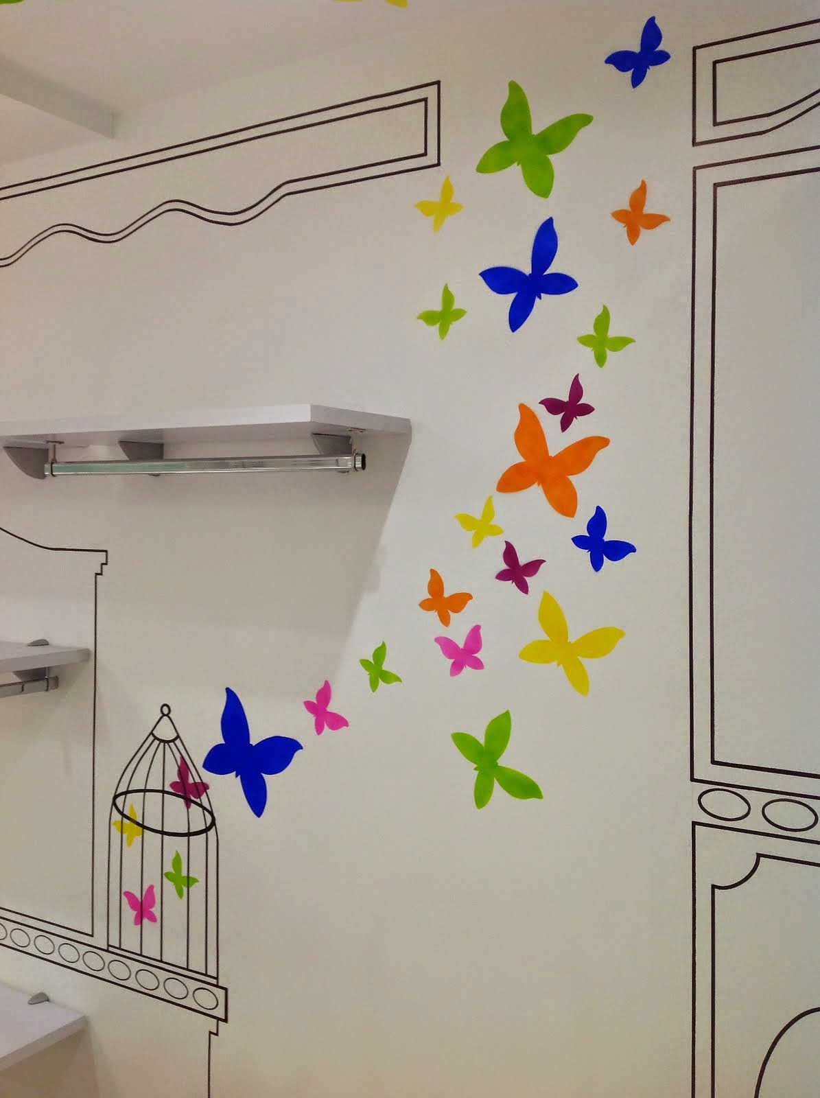 "DECORACION LOCAL COMERCIAL ""GLAMOUR KIDS"""