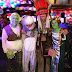 Chelsea stars pictured at David Luiz's costume birthday party