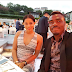 Photos: Footballer Emmanuel Emenike and his girlfriend, ex MBGN Iheoma Nnadi attend a wedding together
