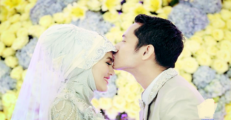 'Suamiku, Aku Mencintaimu..'