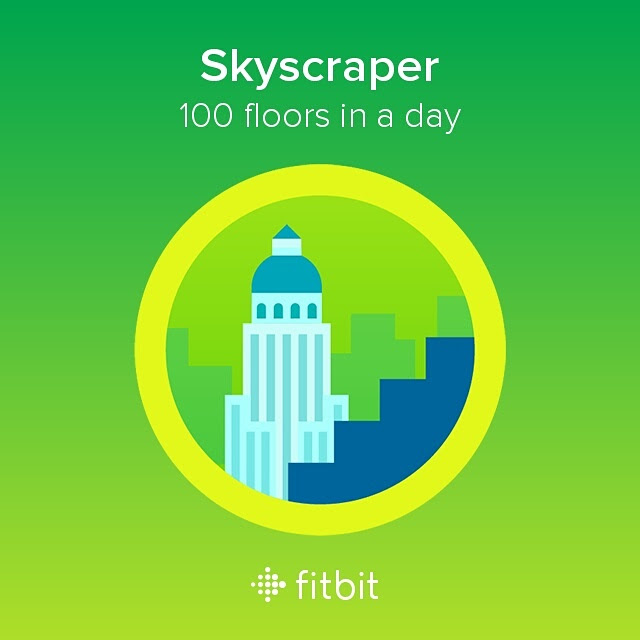 100 Floors Calories