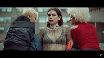 Dua Lipa - Blow Your Mind ( Mwah )( #Official #Music #Video )