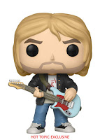 Pop! Rocks: Kurt Cobain Hot Topic
