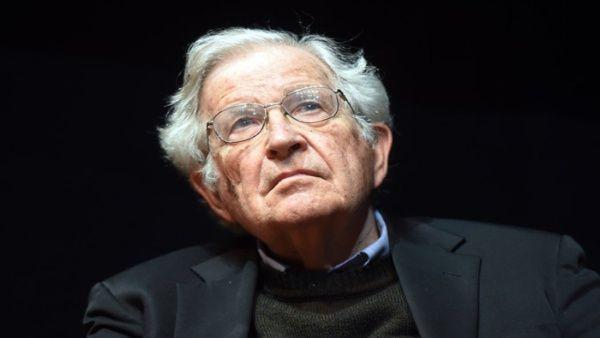 Chomsky: Trump y KIm Jong- un son un peligro para la humanidad