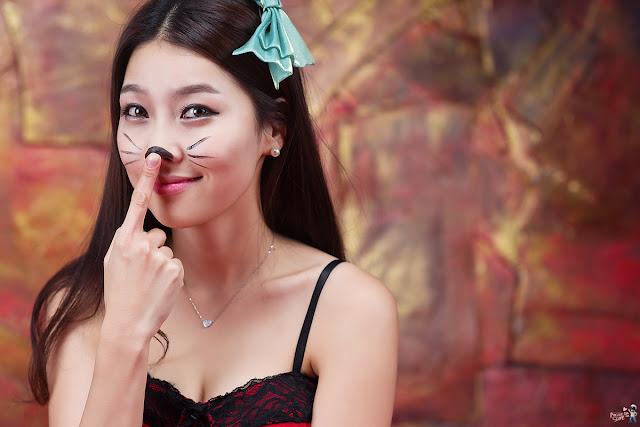 Model Cantik dan Imut Korea