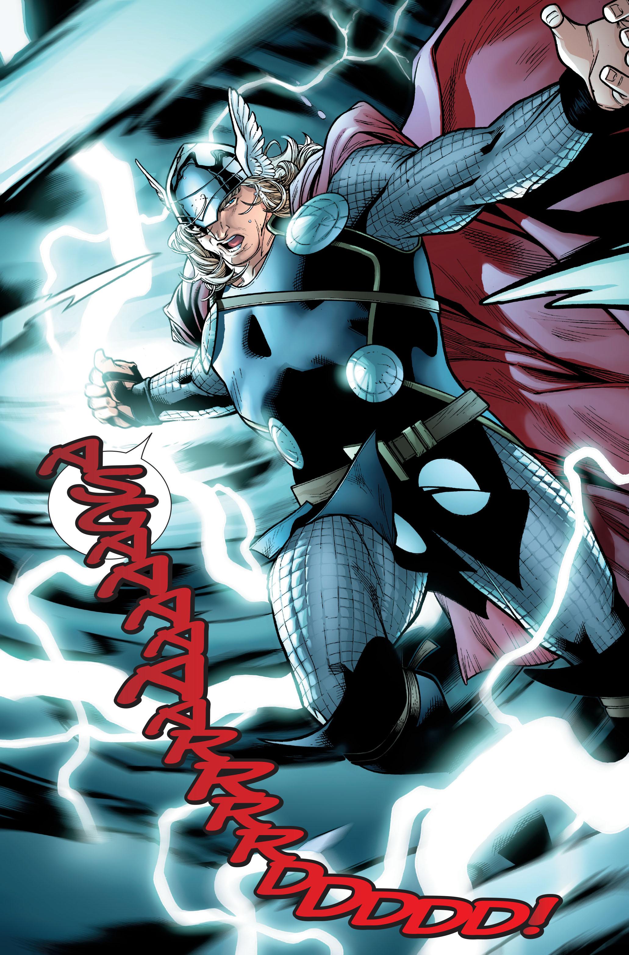 Thor (2007) Issue #2 #2 - English 8