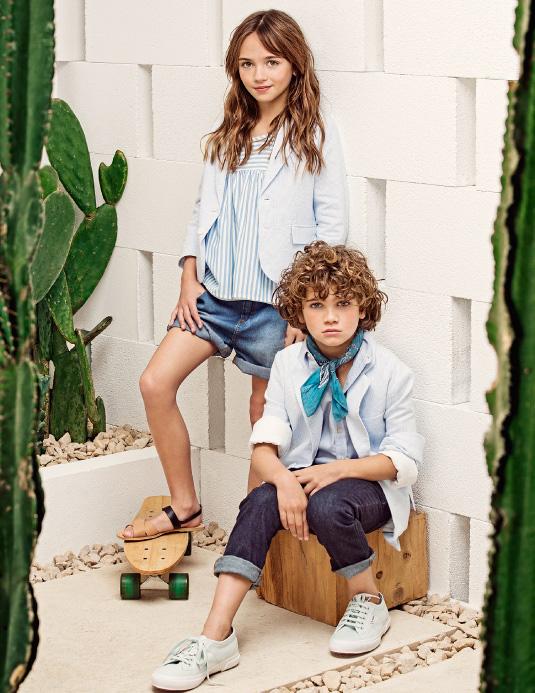 Sacos para niños y niñas primavera verano 2018 Paula Cahen D'Anvers Niños.