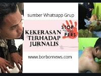 AJI: Usut Tuntas Kasus Kekerasan Jurnalis Saat Meliput Aksi 22 Mei