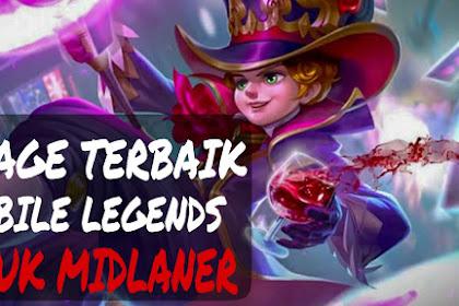 7 Mage Mobile Legends Terbaik Untuk Midlaner (Meta Terbaru)