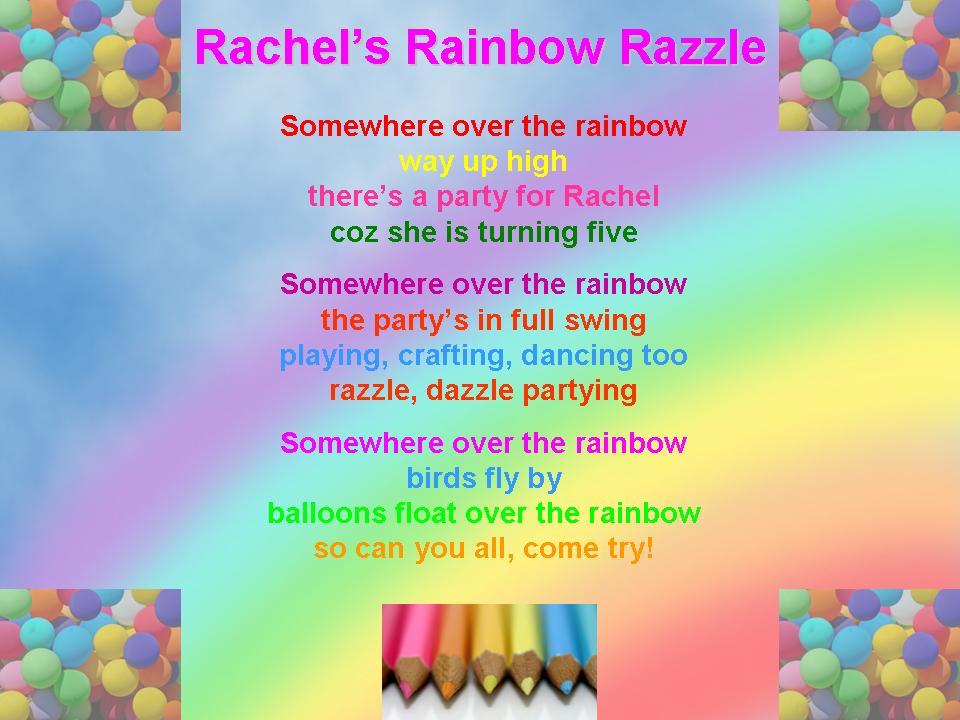 fly so high over the rainbow