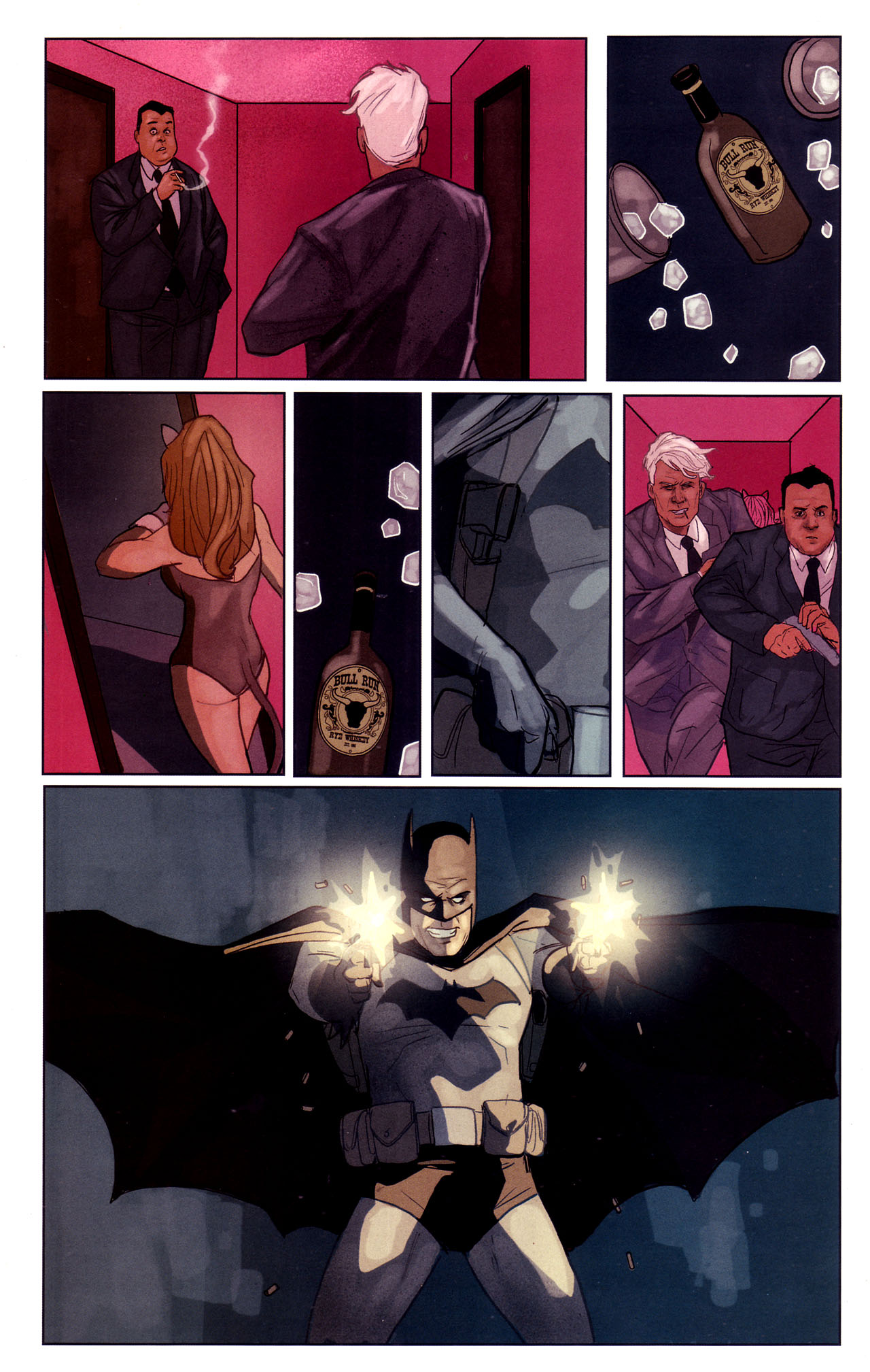 Read online Wonder Woman (2006) comic -  Issue #37 - 27