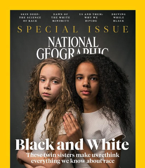 National Geographic says coverage was racist for DECADES with people of color portrayed as bare-chested exotics or foreign savages