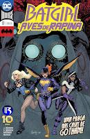 DC Renascimento: Batgirl e as Aves de Rapina #17