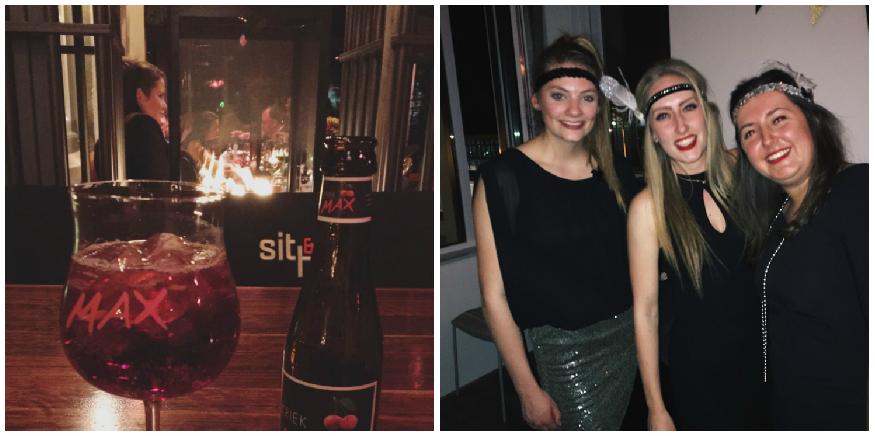 Verwonderend Mijn week #14 | Jaren 20 feestje, uiteten en gezellige afspraakjes KQ-21