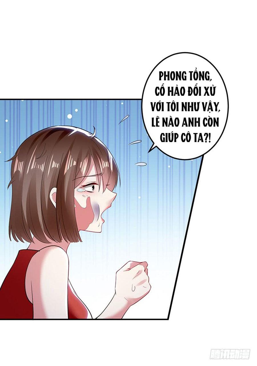 Thiên Tài Khốc Bảo: Tổng Tài Sủng Thê Quá Cường Hãn chap 27 - Trang 26
