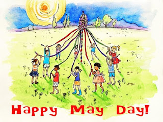 Happy may day 2019