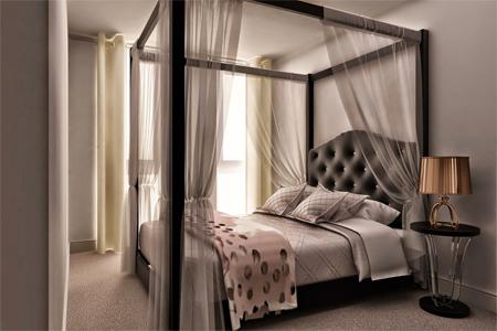 Desain Kamar Tidur Dengan Berbagai Ukuran