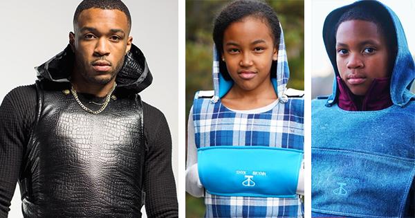 Thyk Sknn bulletproof vests