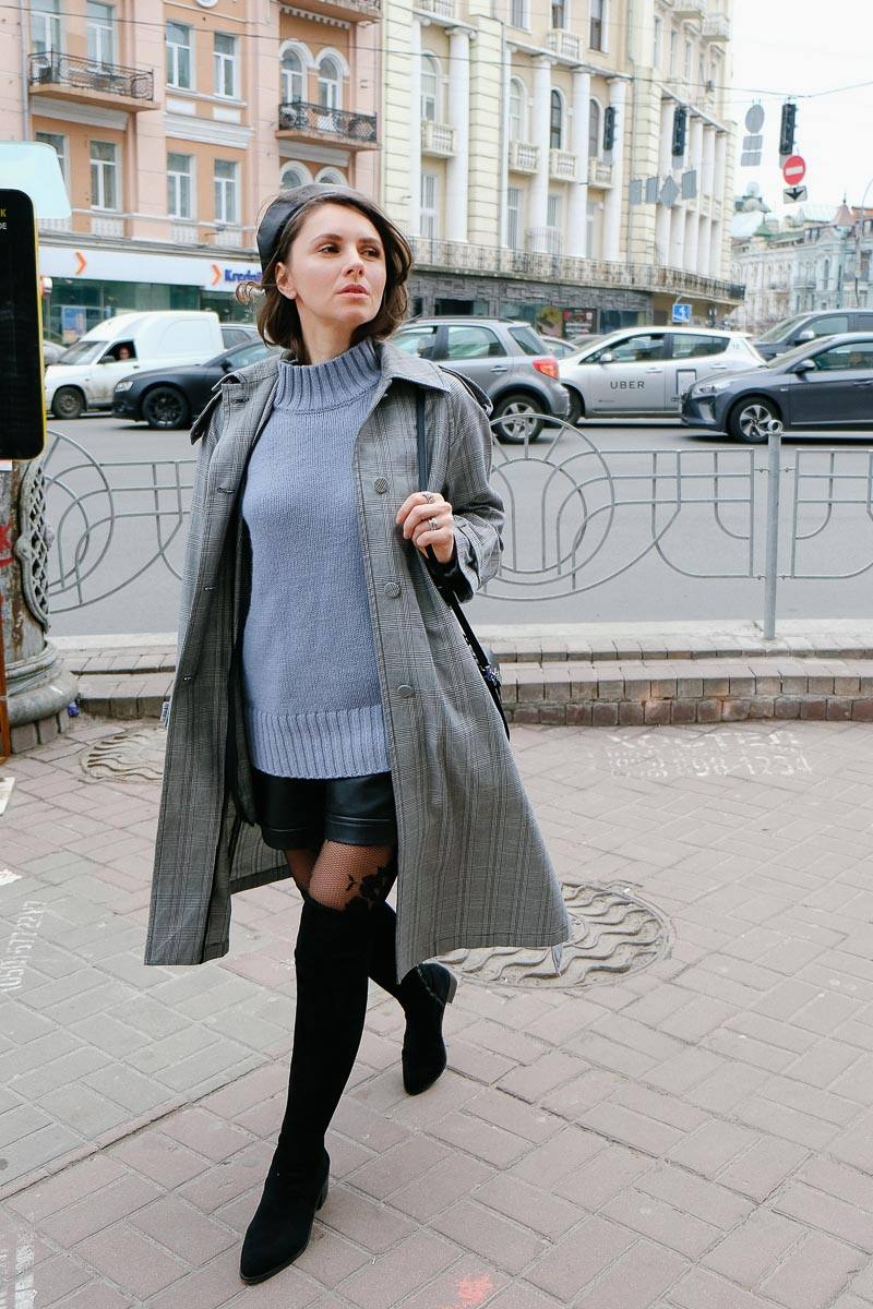Ukrainian street fashion
