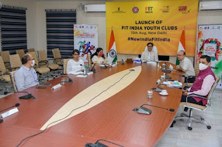 'Fit India Youth Clubs'