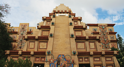 Mexico Epcot World Showcase