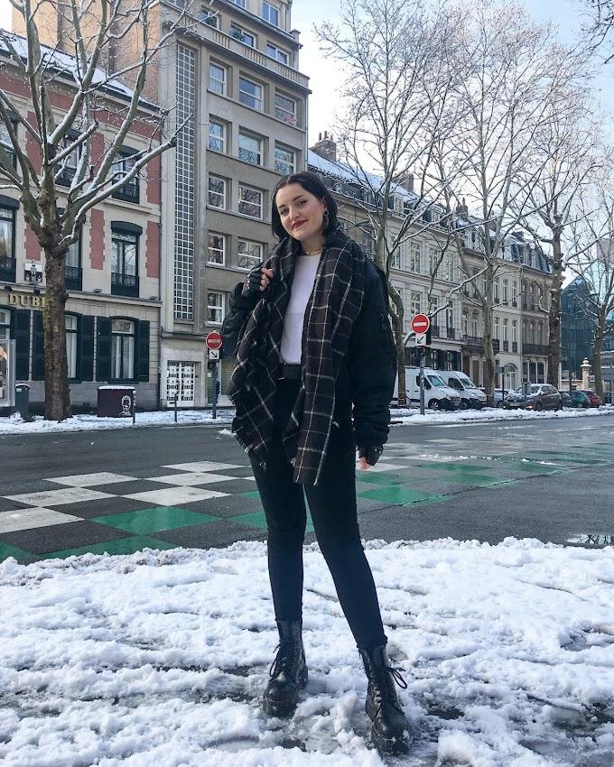 #Lillemaville sous la neige