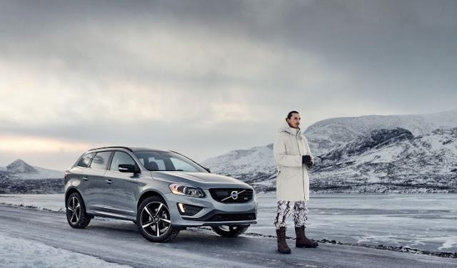 Zlatan en campaña publicitaria de Volvo, su forma de pensar