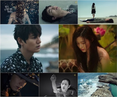 Resultado de imagem para the legend of the blue sea