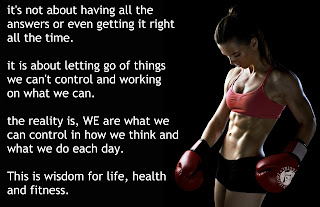 For Health and Fitness, Fitness Needs to Continue Whatever Happens.