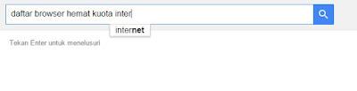 browser hemat kuota