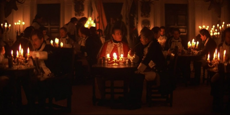 Video Highlights Kubrick s Use Of Technology In BARRY LYNDON