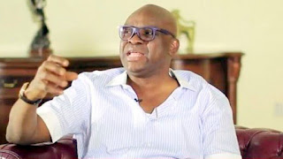 Buhari is Planning to Silent All Igbo Leaders in the Country - Fayose
