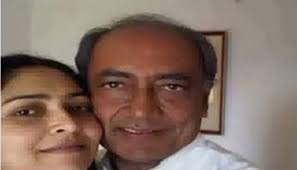 Digvijaya Singh Family Wife Son Daughter Father Mother Age Height Biography Profile Wedding Photos