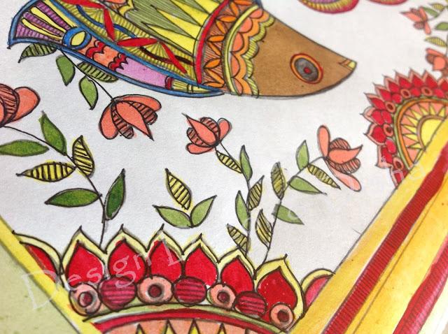 Madhubani Pattern