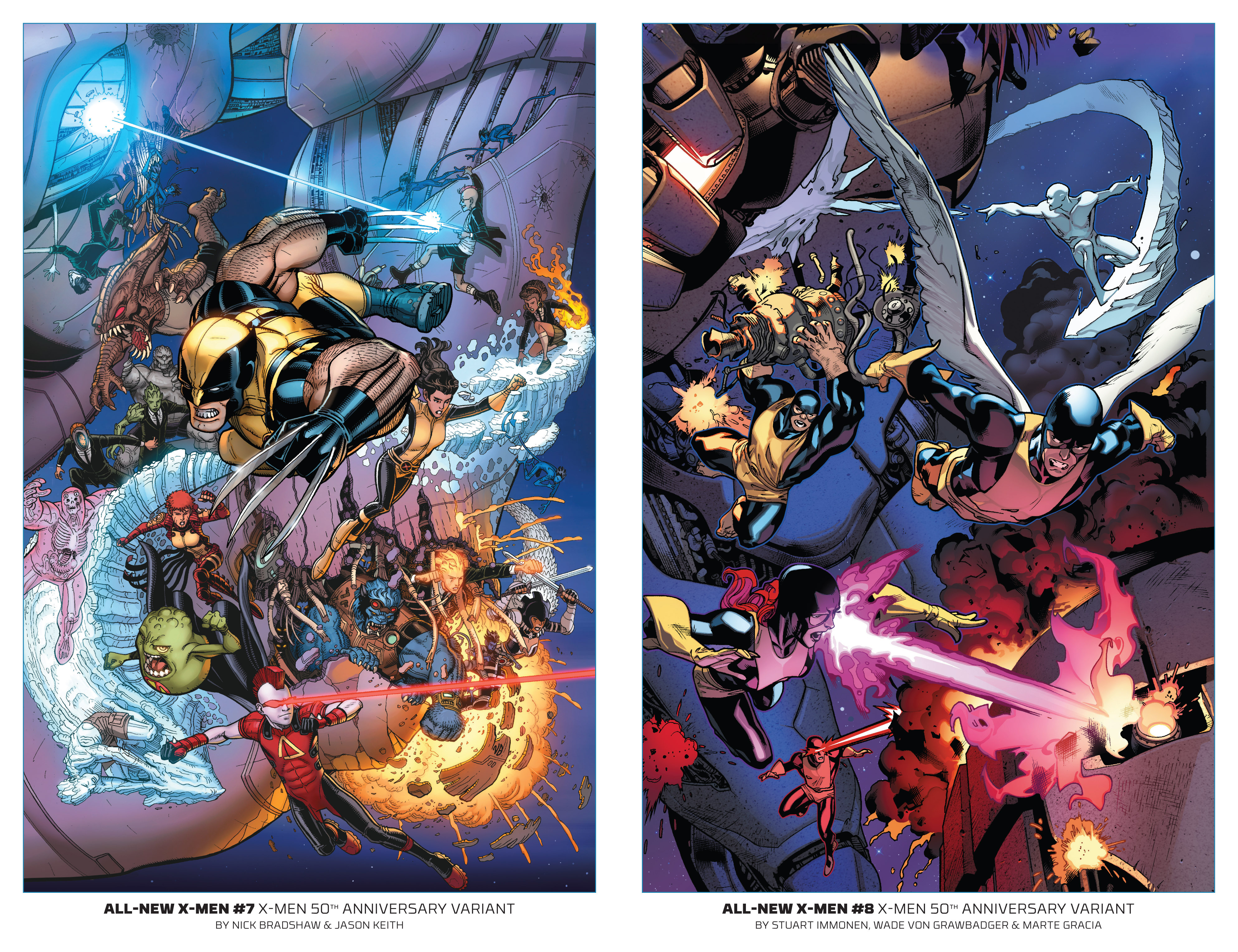 Read online All-New X-Men (2013) comic -  Issue # _Special - Here To Stay - 118