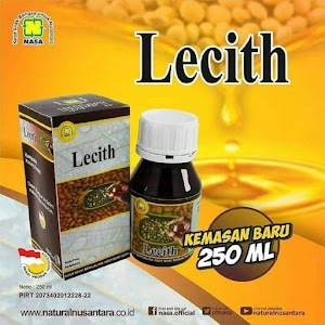 Lecithin Herbal Nasa