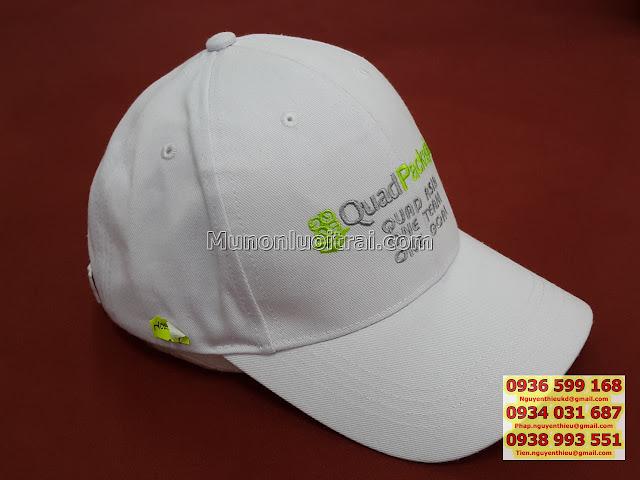 Xuong may non non cac kieu loai non gia re tphcm May Non hiphop theu logo non snapack theu logo