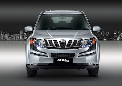 New Mahindra XUV 500 HD wallapaper /0