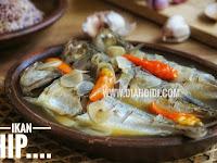 Ikan Hip Khas Bangka