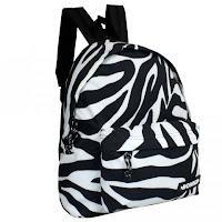 Mochila Feminina Bonne Zebra