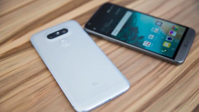 Ponsel LG G5 Miliki Kamera Terbaik, Kalahkan Galaxy S7 dan iPhone 6S