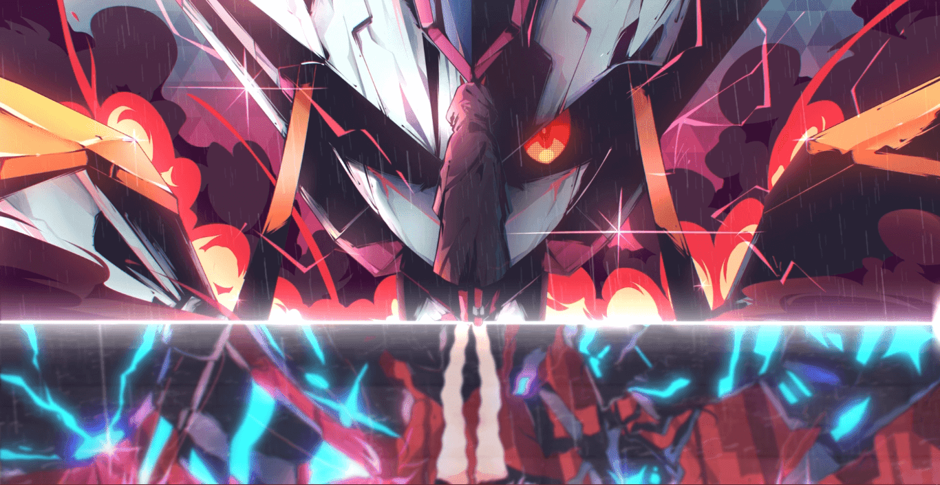 Darling in the franxx 002 Reflection [Wallpaper Engine Anime]