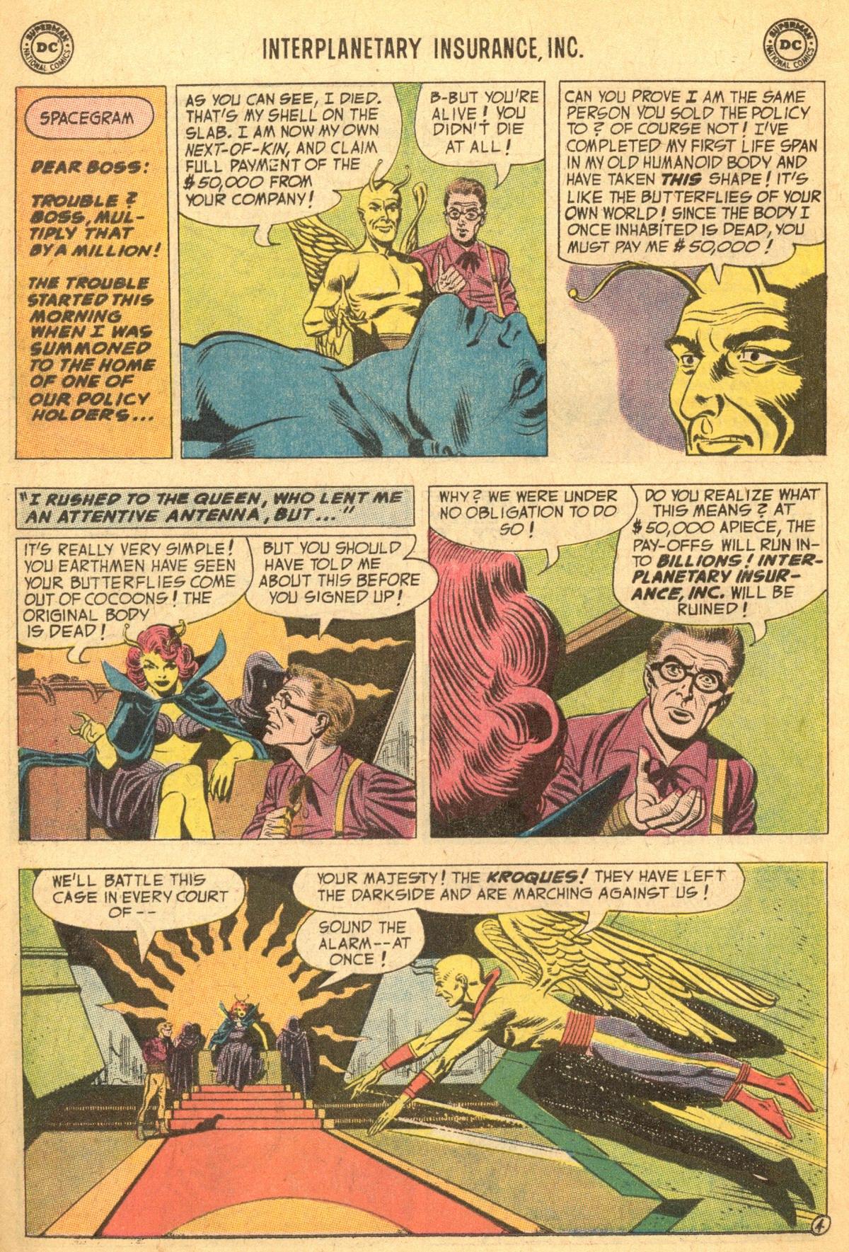 Strange Adventures (1950) issue 218 - Page 18