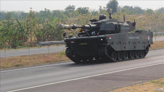 Medium Tank Harimau