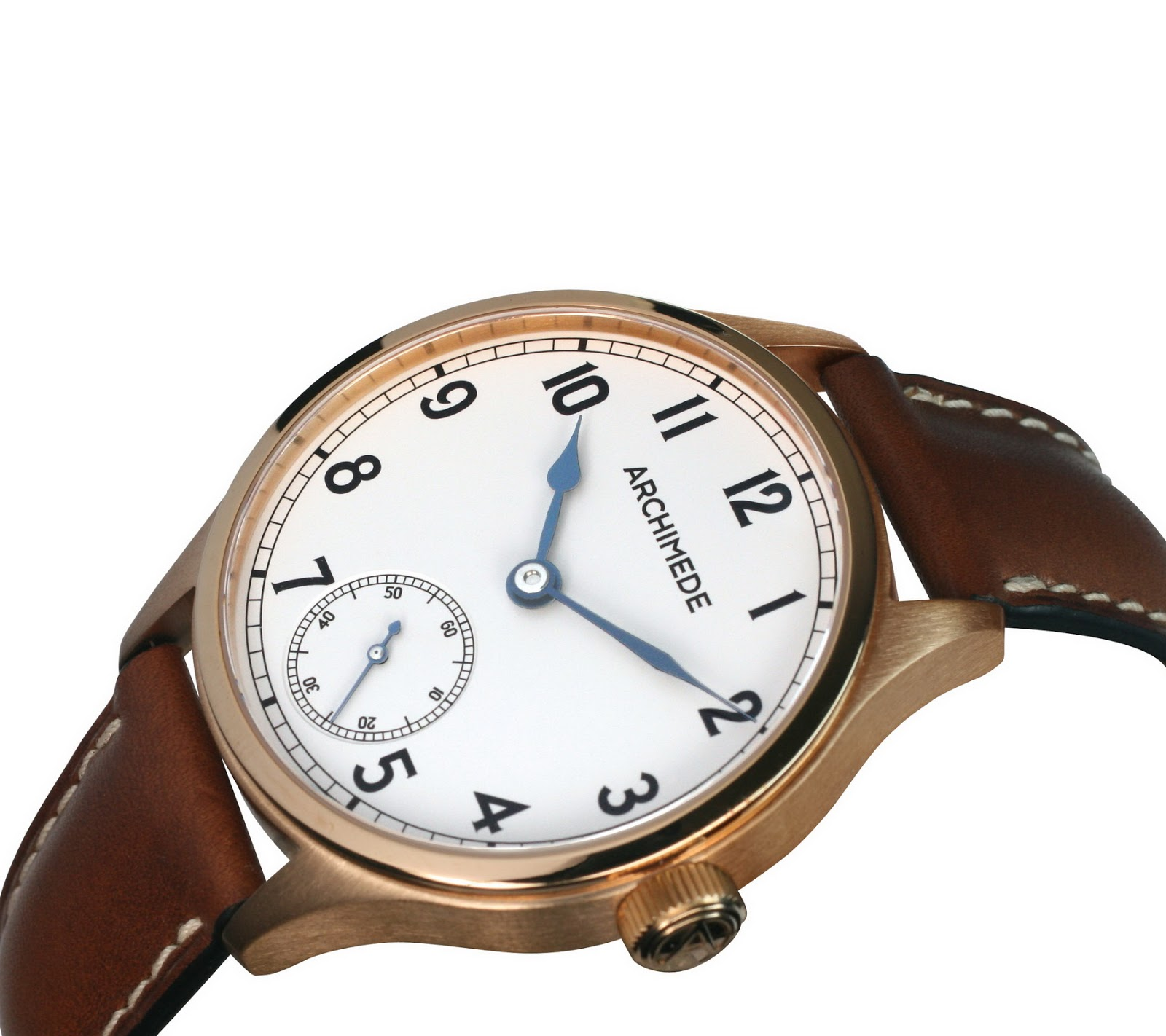 Archimede deckwatch bronze for A archimede