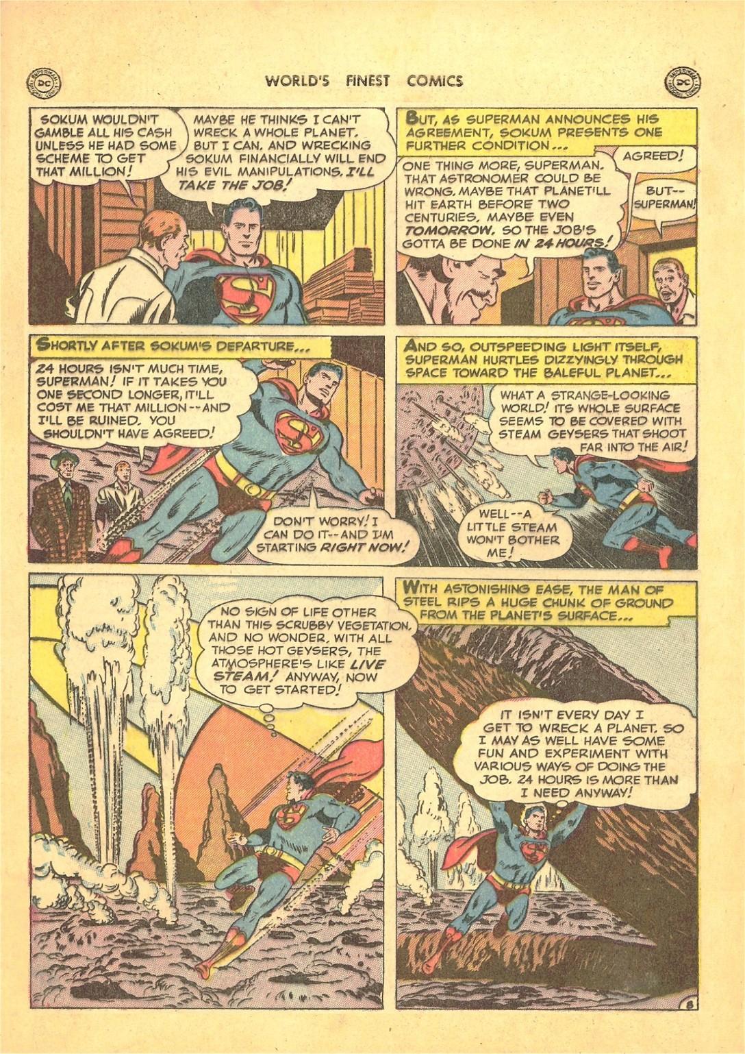Read online World's Finest Comics comic -  Issue #50 - 10