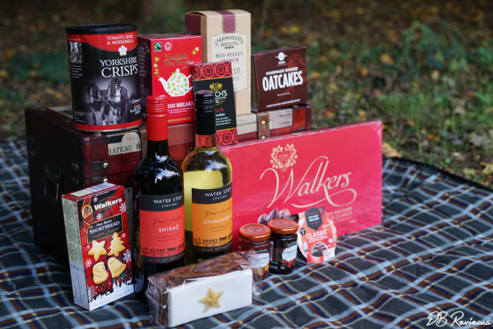 Christmas Chest - Luxury Christmas hamper from Prestige Hampers