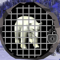 Wowescape North Pole Bear Escape Walkthrough