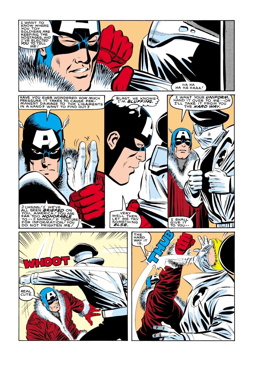 Captain America (1968) Issue #321 #249 - English 15
